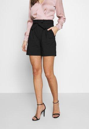 VISOFINA HWRE SHORTS - Shorts - black