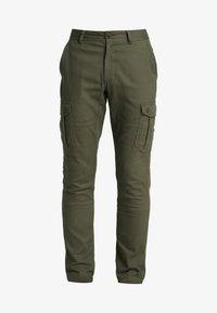Columbia - DESCHUTES RIVER CARGO PANT - Trousers - peatmoss - 3