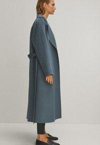 Massimo Dutti - Trenchcoat - blue - 3