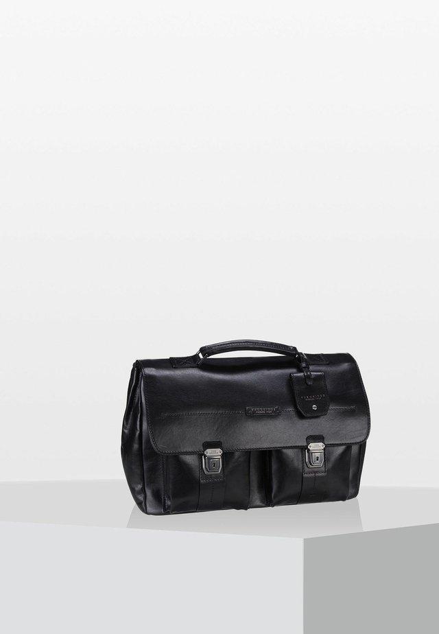 SERRISTORI - Briefcase - black
