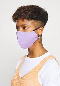 Even&Odd - 3 PACK - Látková maska - multi/lilac - 2