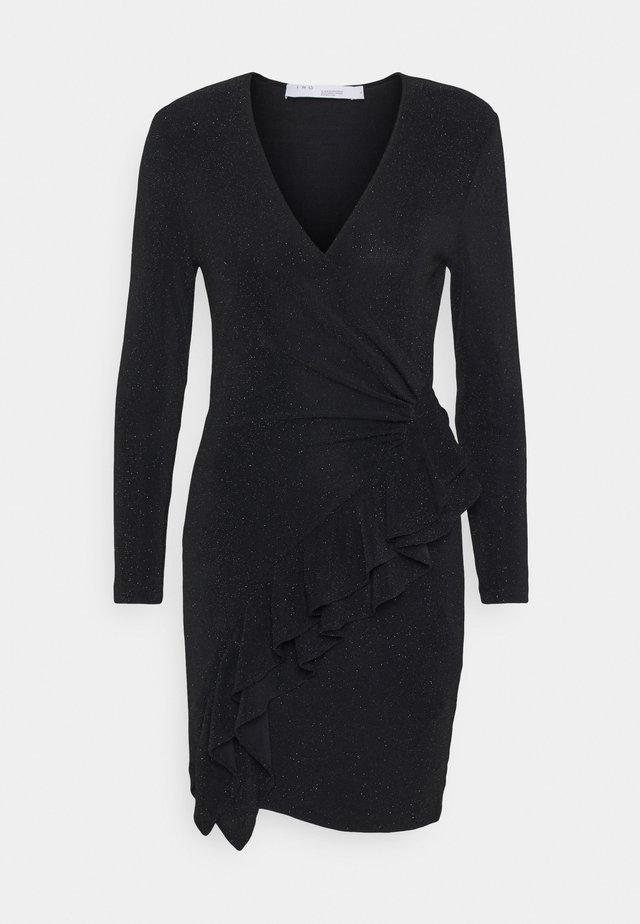HIME - Vestito elegante - black