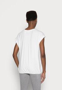 s.Oliver - Print T-shirt - offwhite - 2