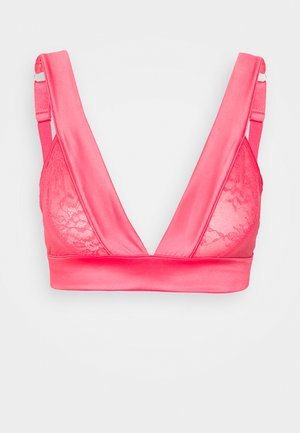 NADA BRALETTE - Soutien-gorge triangle - rouge red