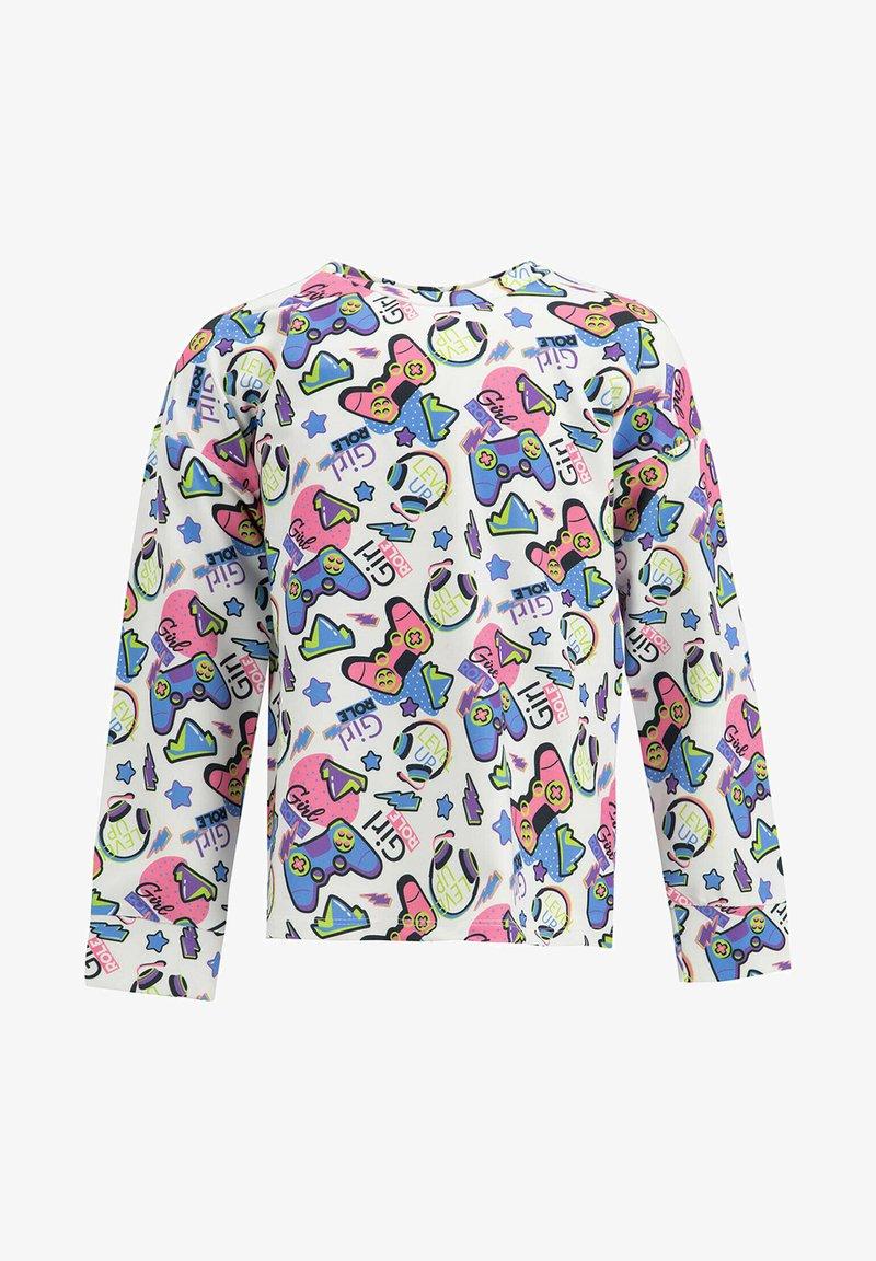 DeFacto - Sweatshirts - ecru