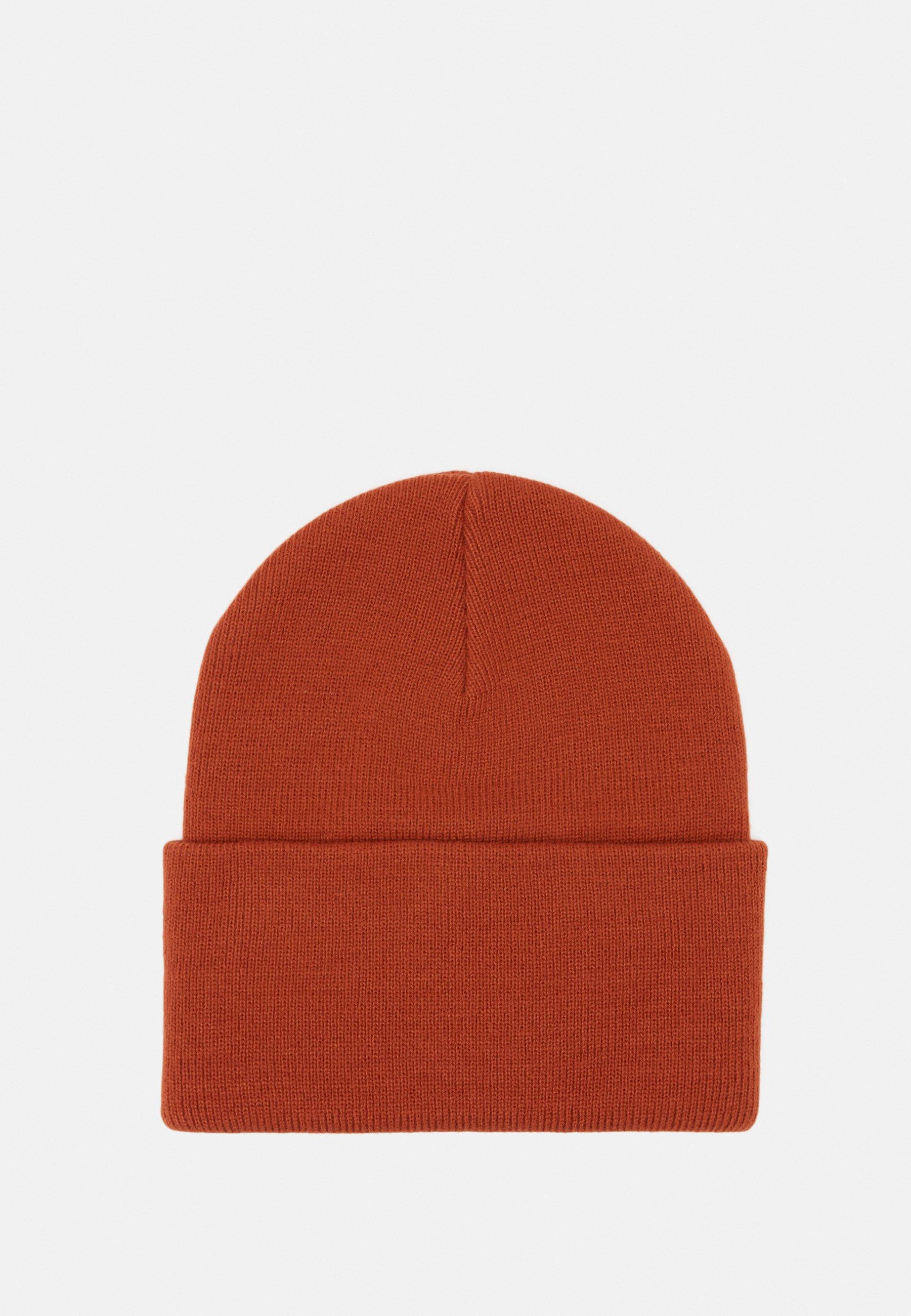 Carhartt Wip Watch Hat - Mütze Cinammon/rot-metallic