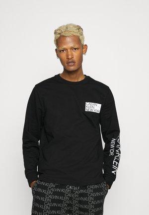 LIGHT WEIGHT LOGO - Sweatshirt - black