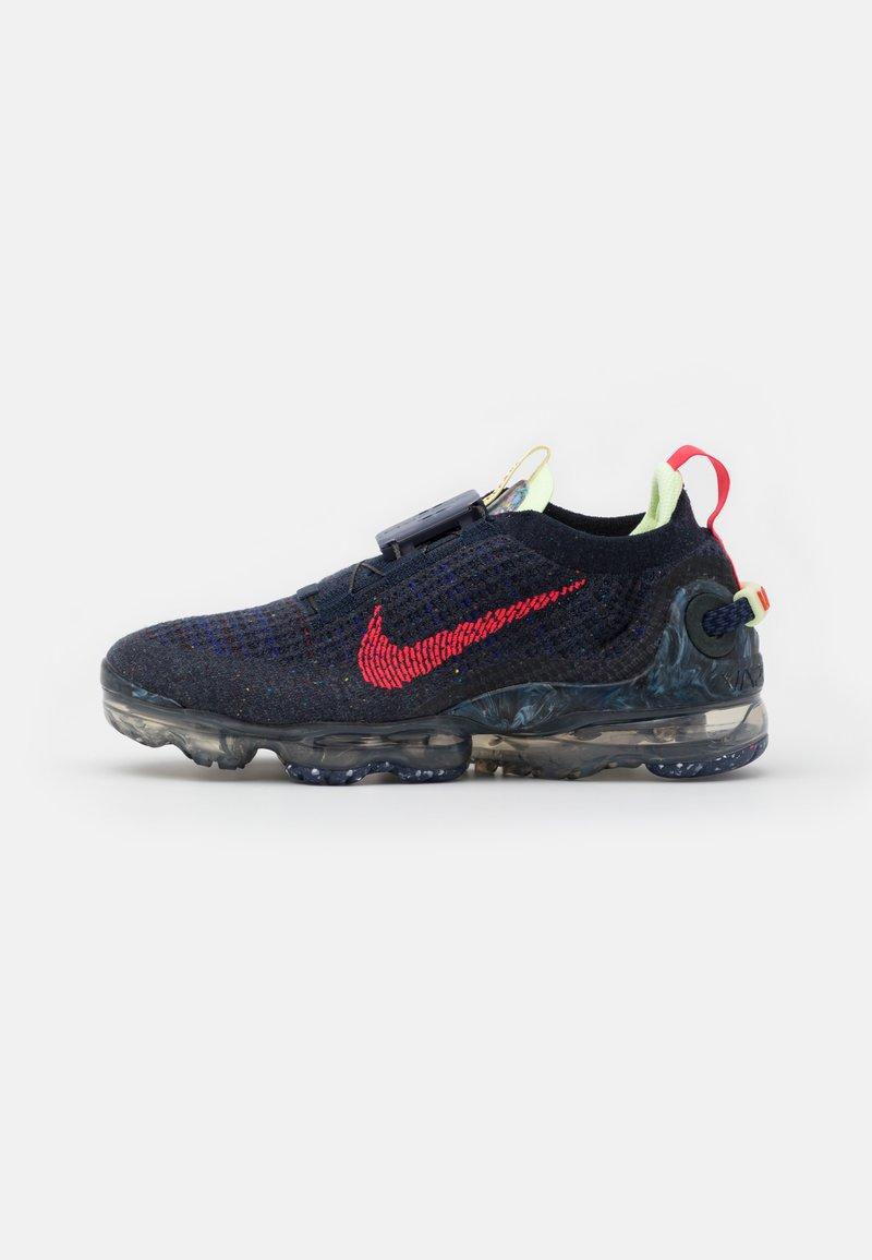 Nike Sportswear - AIR VAPORMAX 2020 FK - Trainers - obsidian/siren red/barely volt