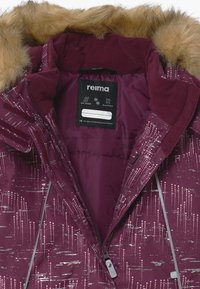 Reima - WINTER SILDA UNISEX - Winter coat - deep purple - 4
