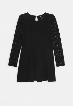 NKFLEDRA DRESS - Korte jurk - black