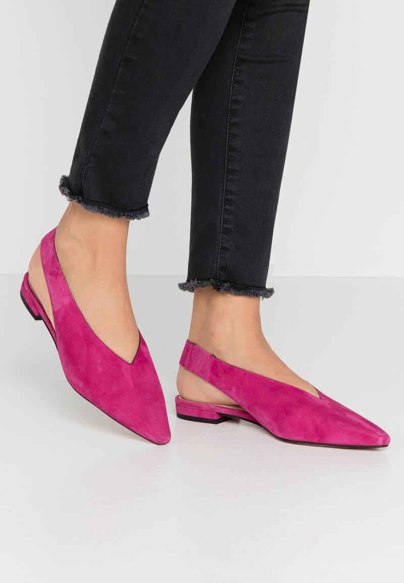 Zign - Bailarinas - pink