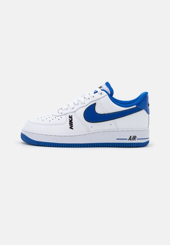 AIR FORCE 1 '07 LV8 - Trainers - white/black/game royal