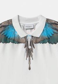 Marcelo Burlon - WINGS  - Polo shirt - bianco - 2