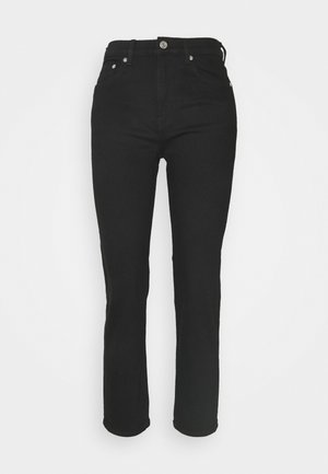Jeansy Slim Fit - black dark