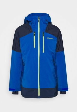WILD CARDJACKET - Snowboard jacket - bright indigo/collegiate navy