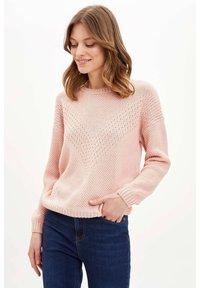 DeFacto - Pullover - pink - 0