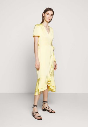 BAUME LENTE DRESS - Robe d'été - sunshine