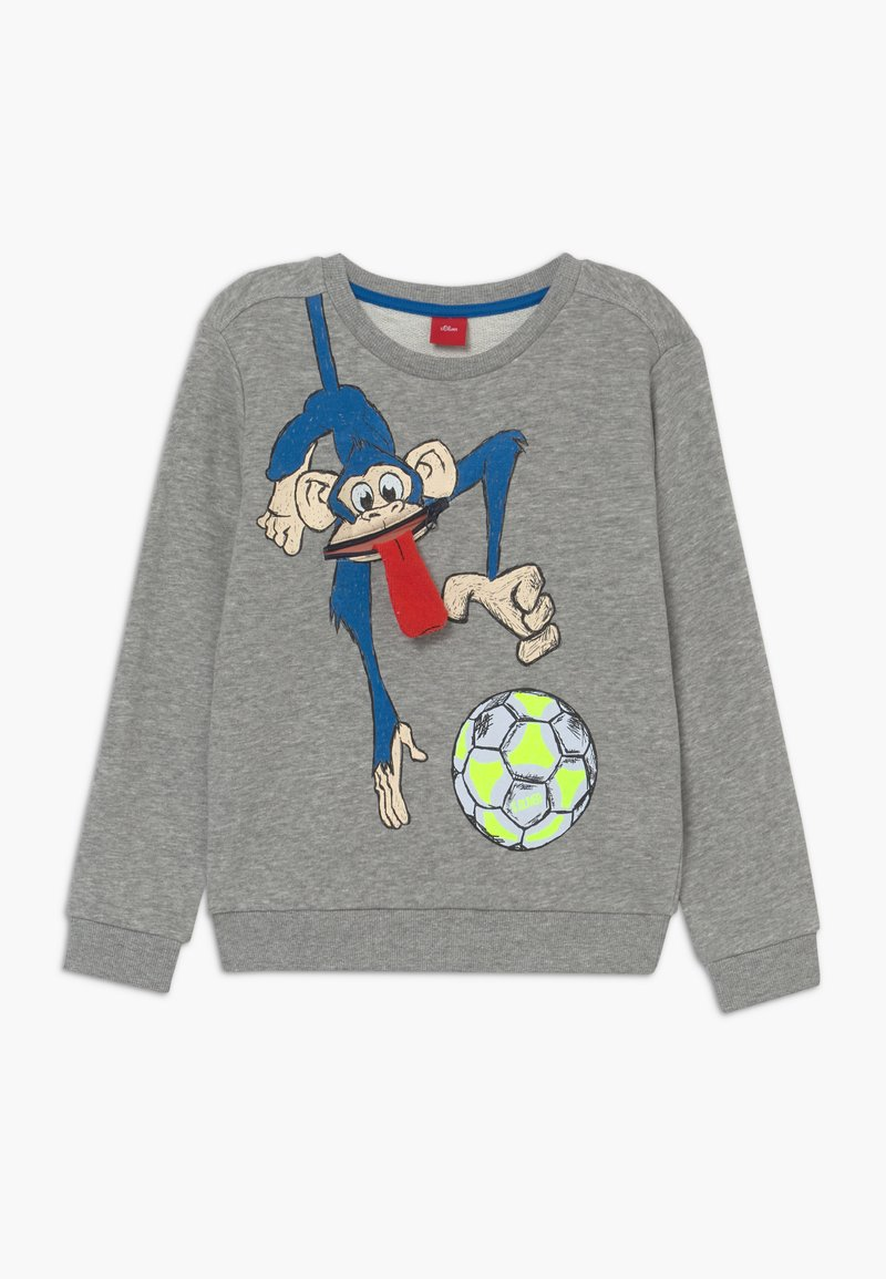 s.Oliver - Sweater - grey
