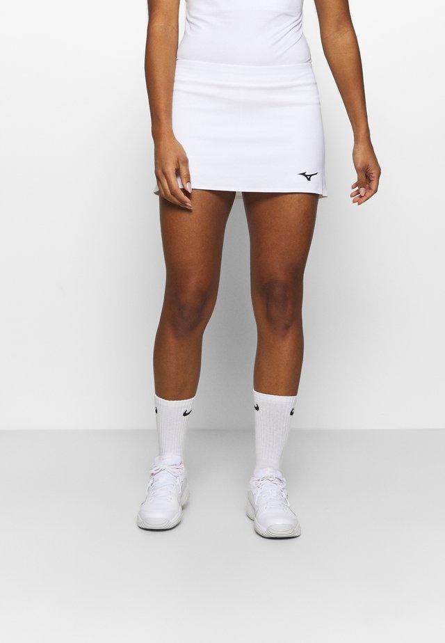 FLEX SKORT - Rokken - white