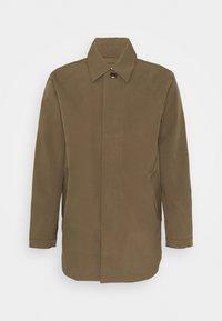 KIM - Waterproof jacket - khaki grey