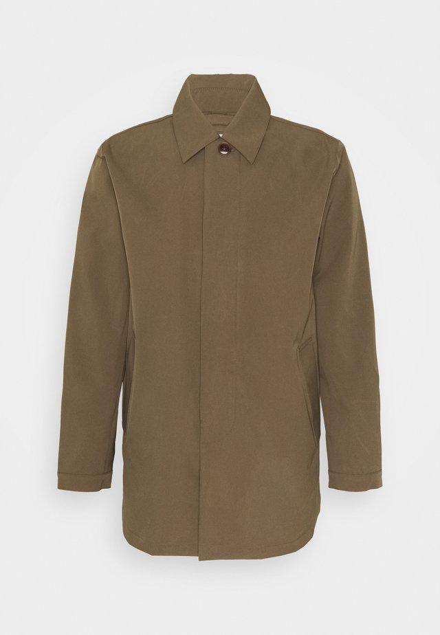 KIM - Regenjacke / wasserabweisende Jacke - khaki grey
