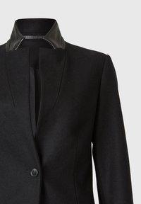 AllSaints - Abrigo clásico - black - 4