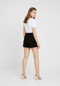 ONLY - ONYTINI PAPERBAG - Shorts - black - 2