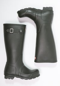 Hunter ORIGINAL - ORIGINAL TALL - Kalosze - dark olive - 1