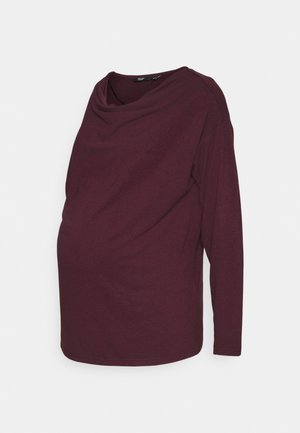 VMMTAMMIE - Long sleeved top - port royale