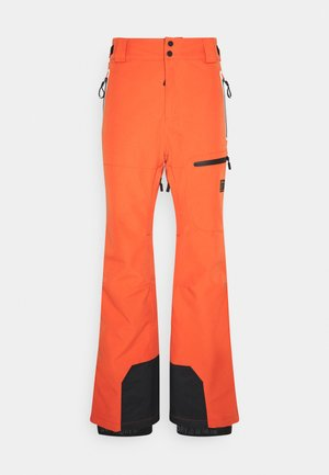 FREESTYLE PANT - Schneehose - havana orange