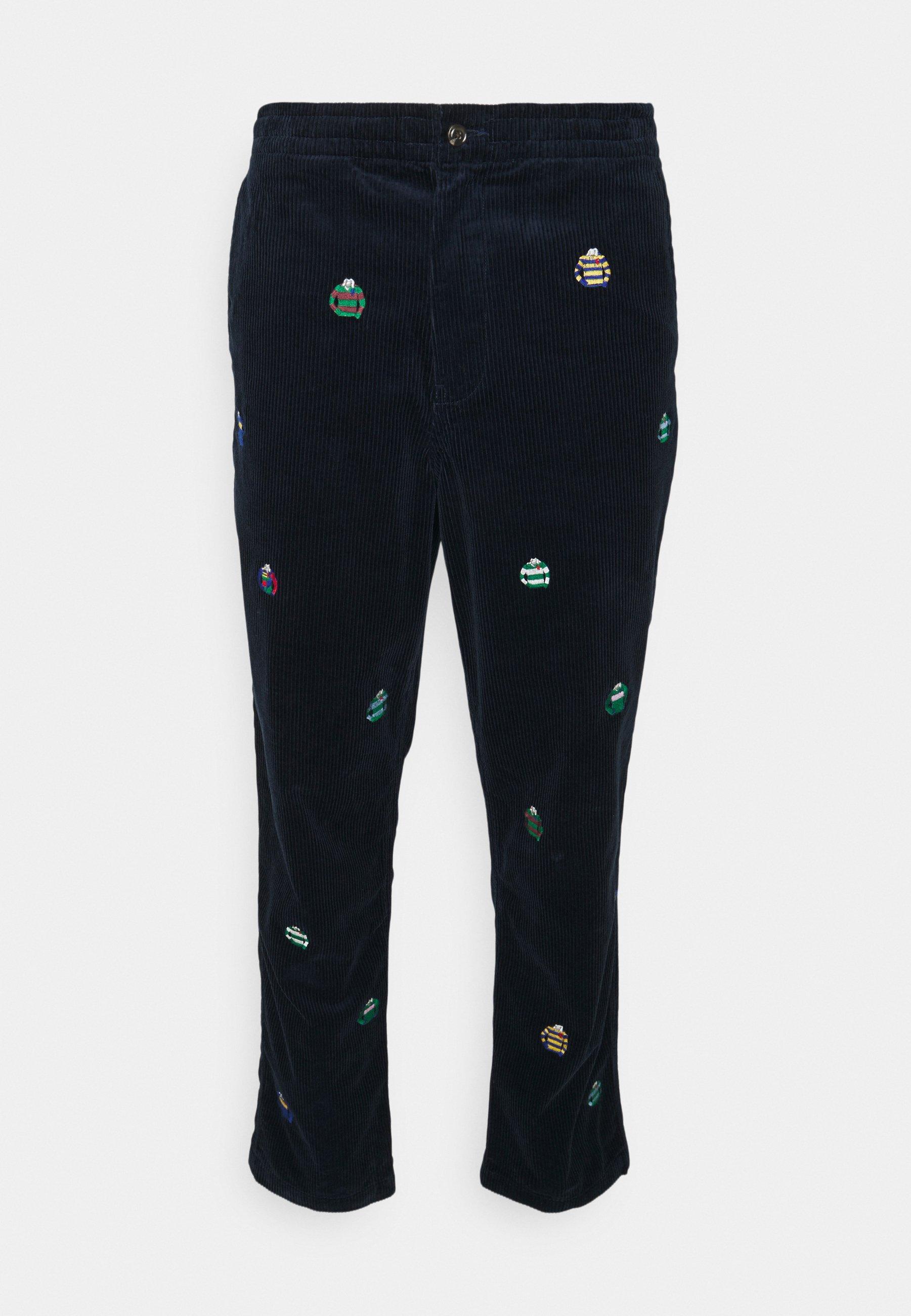 Homme FLAT FRONT - Pantalon classique