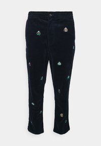 Polo Ralph Lauren - FLAT FRONT - Trousers - hunter navy - 3