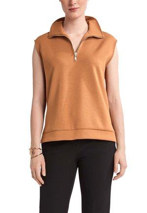 Basic T-shirt - braun