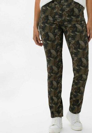 LAVINA  - Trousers - olive