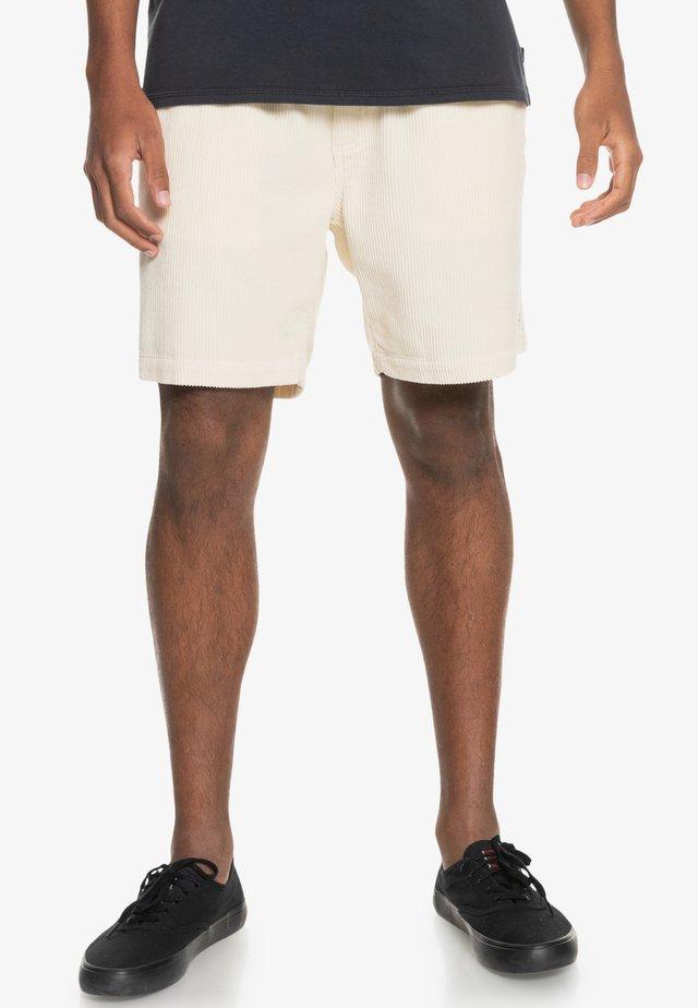 TAXER  - Shorts - antique white