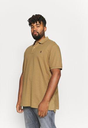 SHORT SLEEVE - Polo shirt - beige