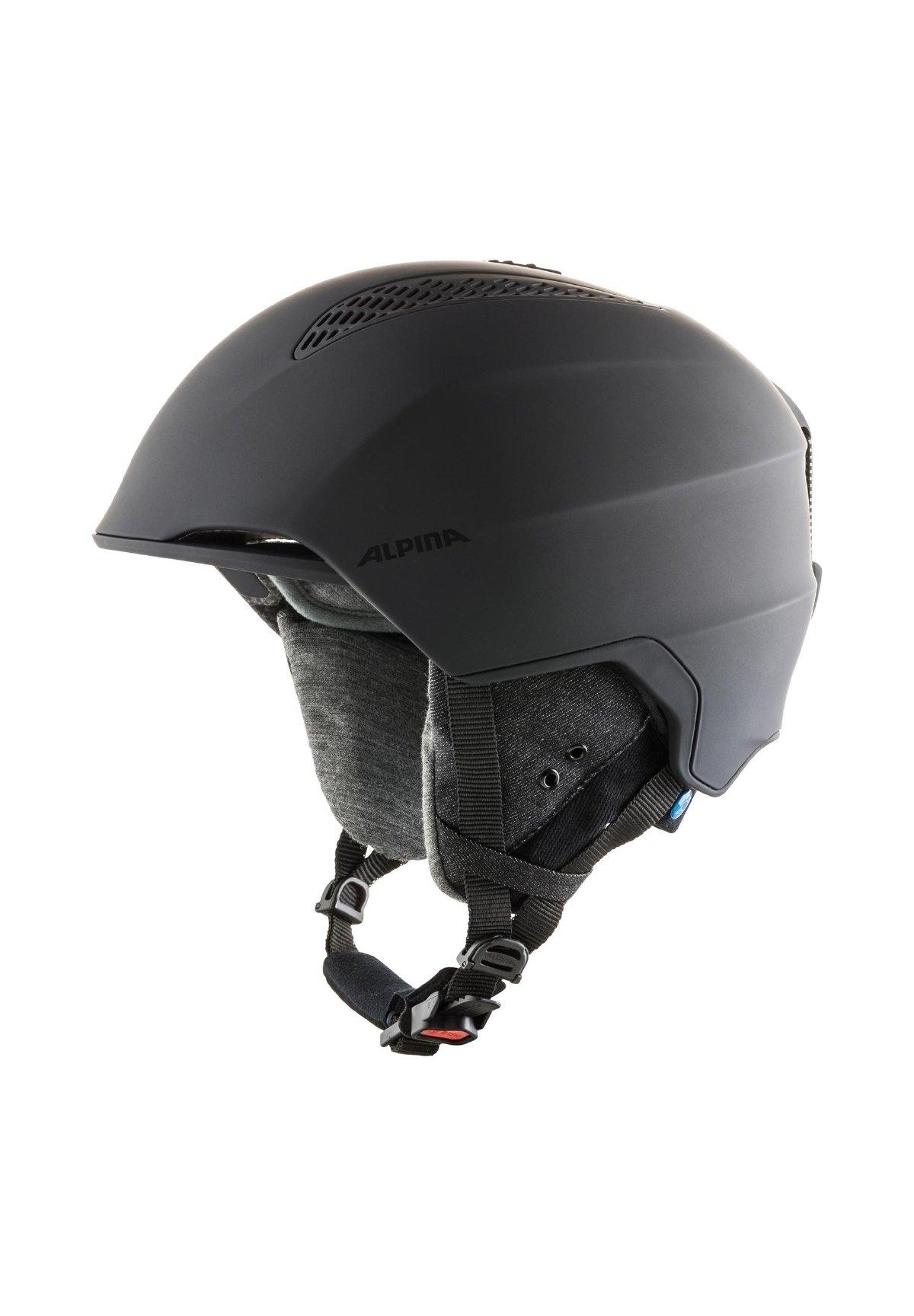Herren LAVALAN - Helm - black matt