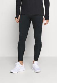Nike Performance - SWIFT - Leggings - black - 0