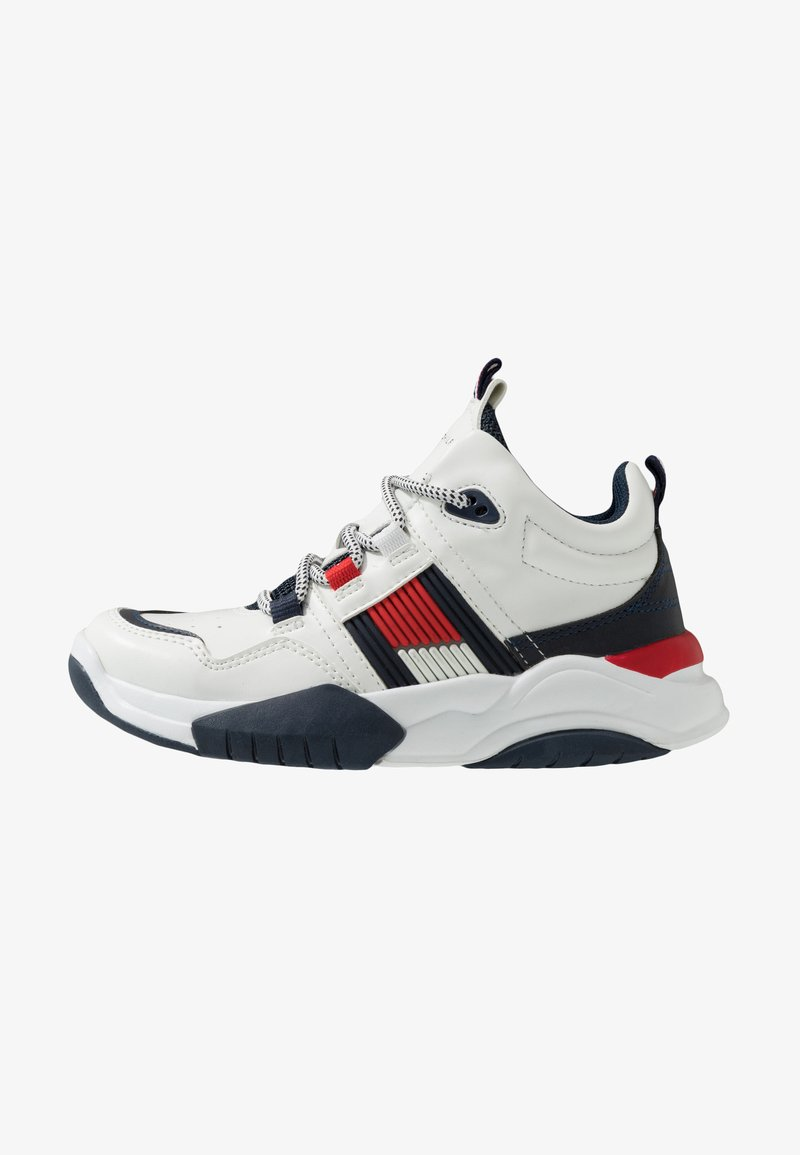 Tommy Hilfiger - High-top trainers - white