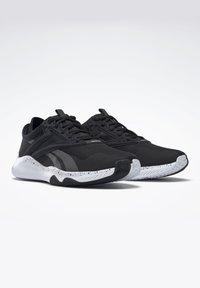 Reebok - REEBOK HIIT SHOES - Sneakers - black - 2