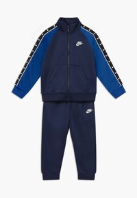 Nike Sportswear - TRICOT TAPING SET - Chándal - midnight navy - 0