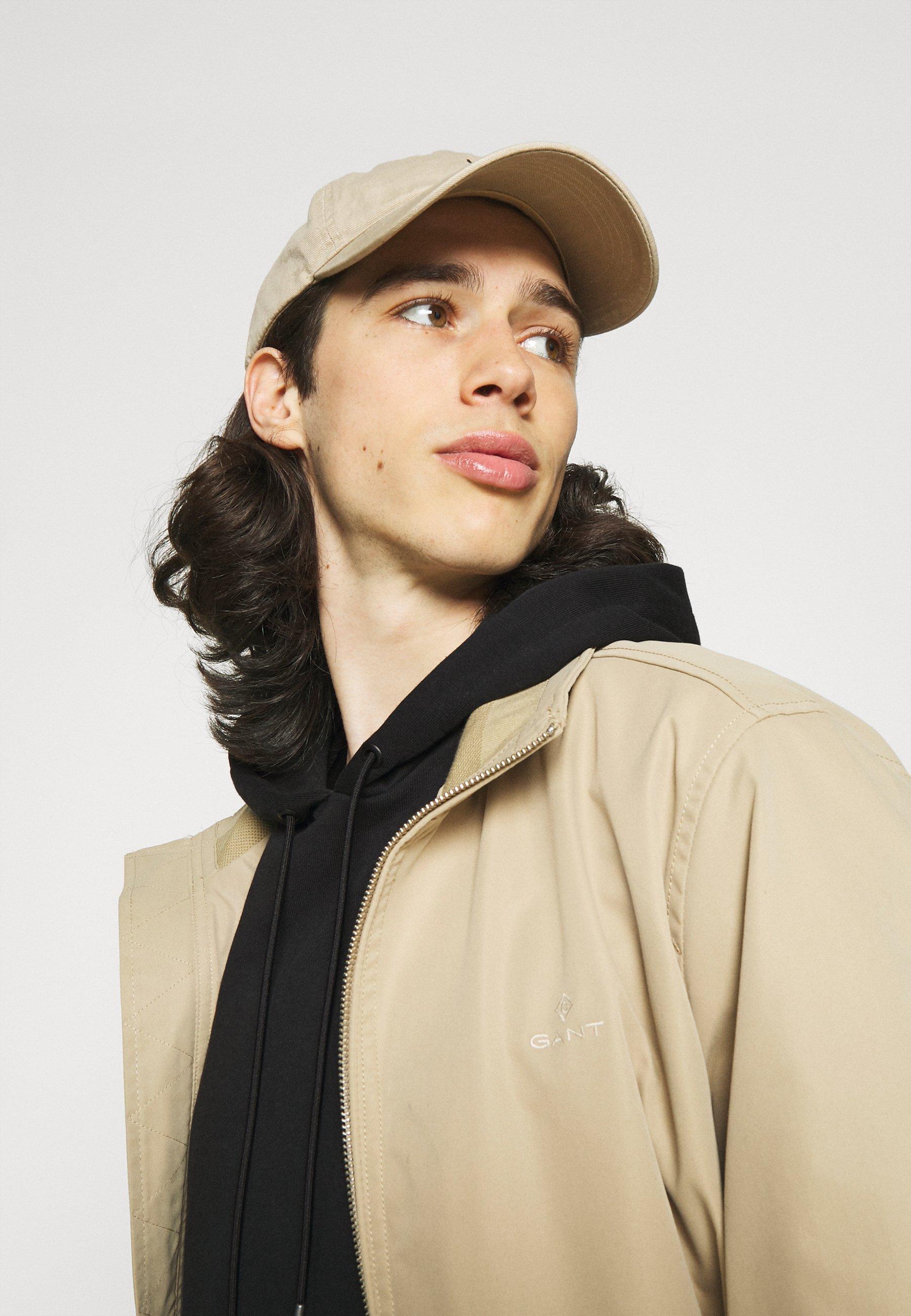 Homme ESSENTIALS EMBROIDERED HOODIE - Sweatshirt
