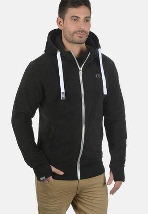 FLEECEJACKE LOKI - Fleece jacket - black