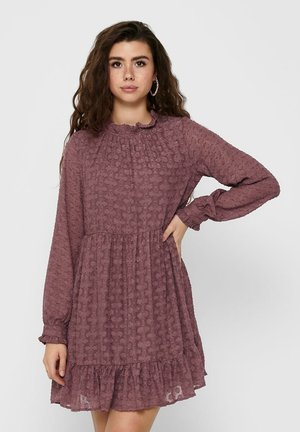 ONLNEW ELLA  - Day dress - Rose Brown