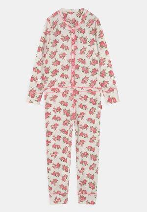 GIRLS SUIT - Pyjamas - pink/red