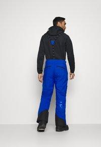 Brunotti - DAMIRO MENS SNOWPANTS - Snow pants - bright blue - 2