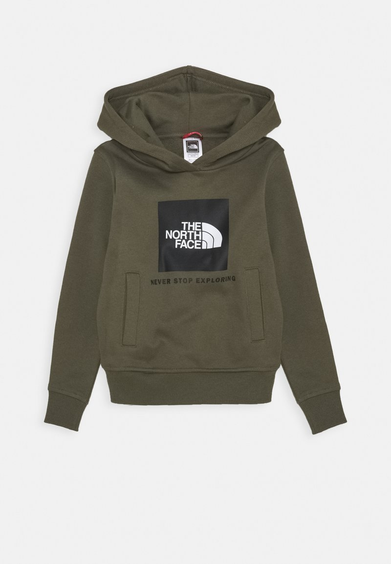 The North Face - NEW BOX CREW HOODIE UNISEX - Hoodie - new taupe green