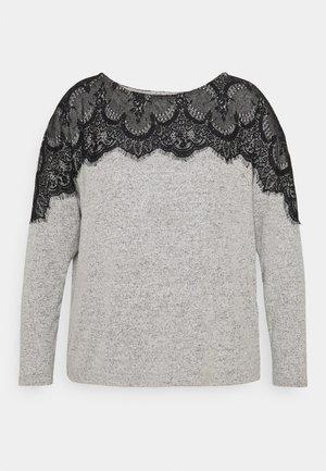 VMBLIMA - Pullover - light grey melange