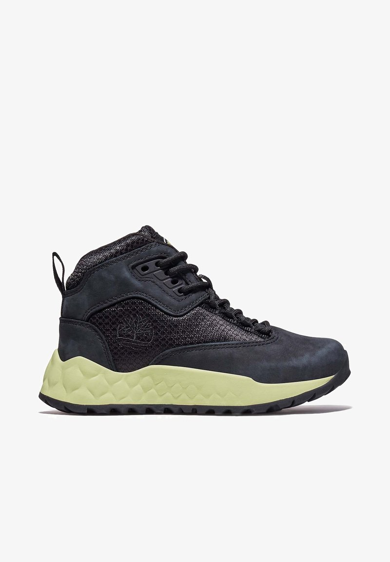 Timberland - SOLAR WAVE - High-top trainers - jet black