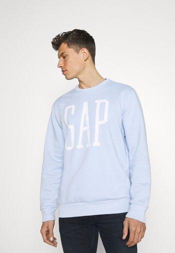 LOGO - Sweatshirt - pure blue